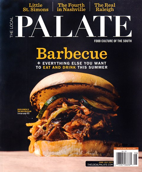 The Local Palate Cover - 6/1/2019