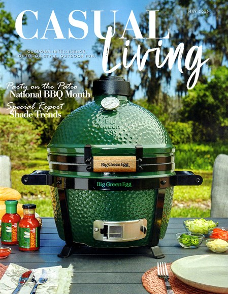 Casual Living Cover - 5/1/2019