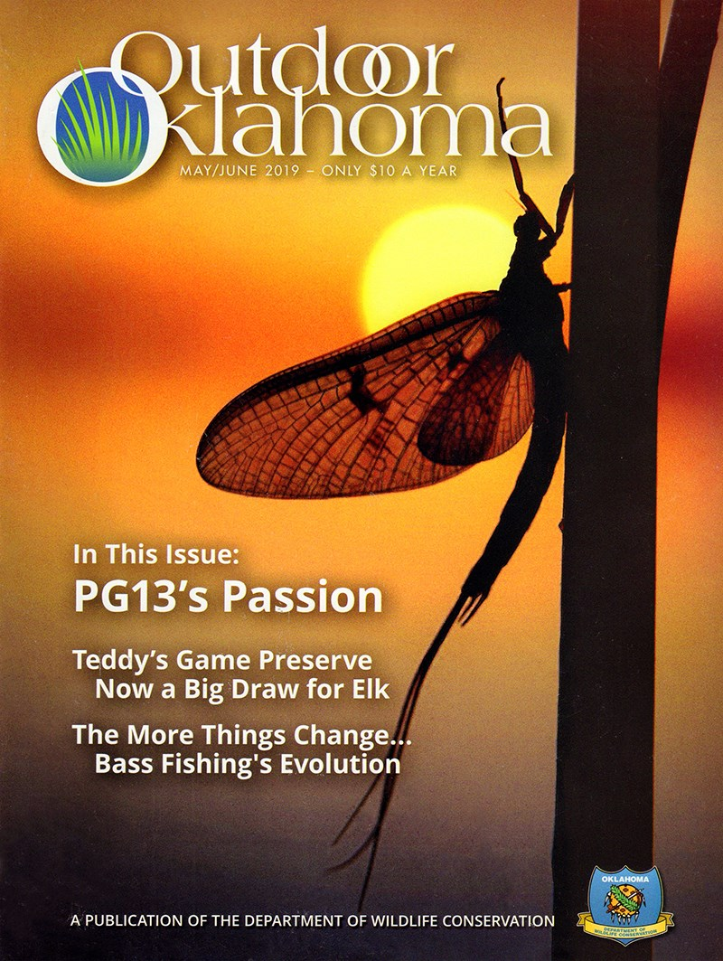 Best Price for Outdoor Oklahoma Magazine Subscription