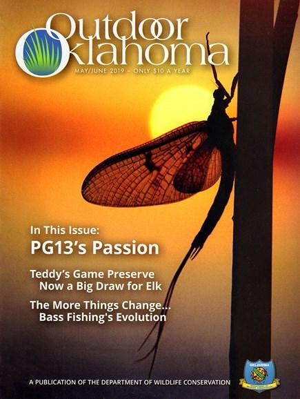 Outdoor Oklahoma Cover - 5/1/2019