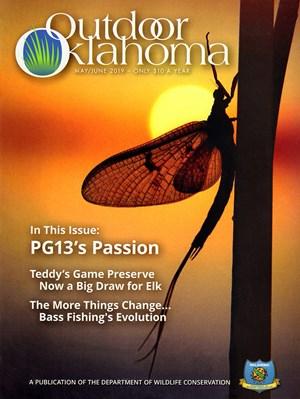Outdoor Oklahoma Magazine | 5/2019 Cover