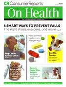 Consumer Reports On Health Magazine 6/1/2019