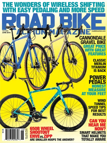 Road Bike Action Cover - 6/1/2019