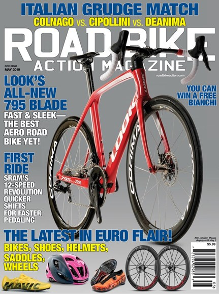 Road Bike Action Cover - 5/1/2019