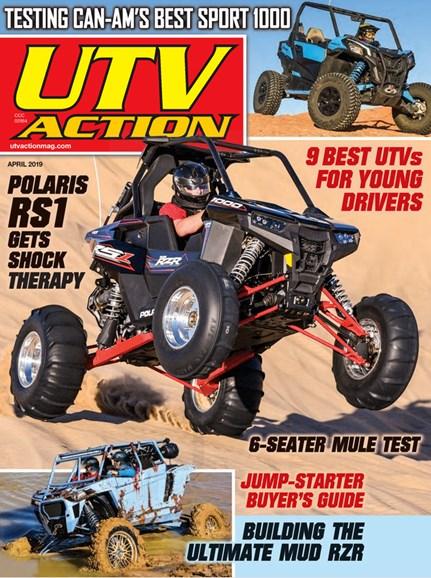 UTV Action Cover - 4/1/2019