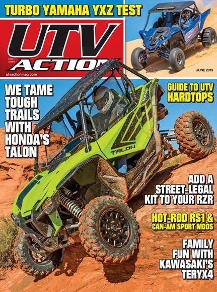 UTV Action Cover - 6/1/2019