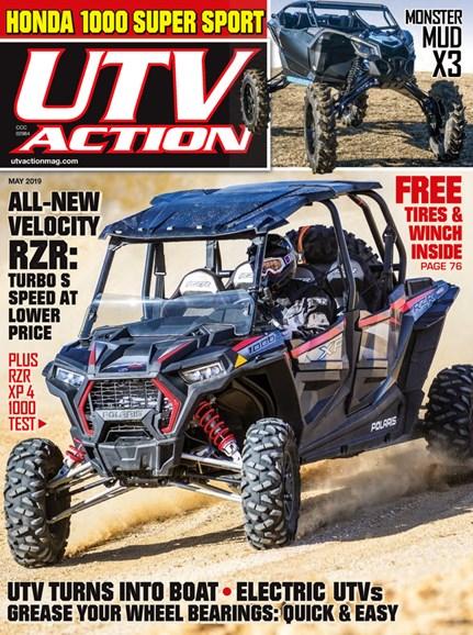 UTV Action Cover - 5/1/2019