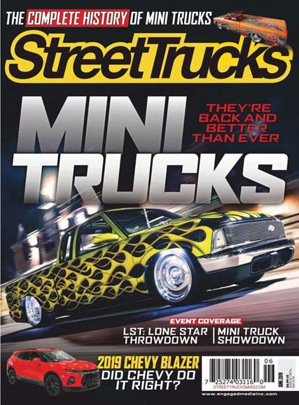 Street Trucks Cover - 6/1/2019