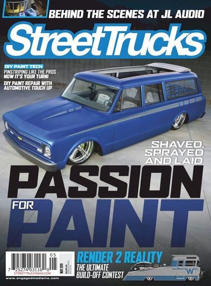 Street Trucks Cover - 5/1/2019