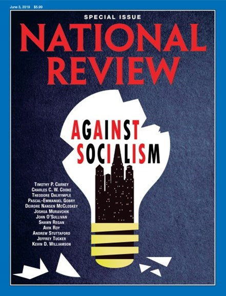 National Review Cover - 6/3/2019