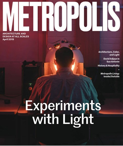 Metropolis Cover - 4/1/2019