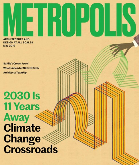 Metropolis Cover - 5/1/2019
