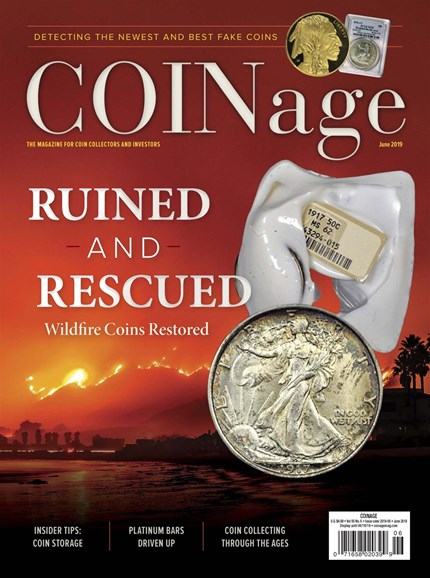 Coinage Cover - 6/1/2019