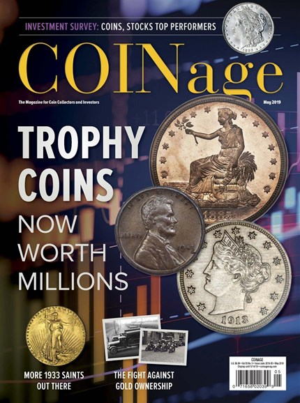 Coinage Cover - 5/1/2019