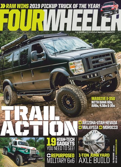 Four Wheeler Cover - 6/1/2019