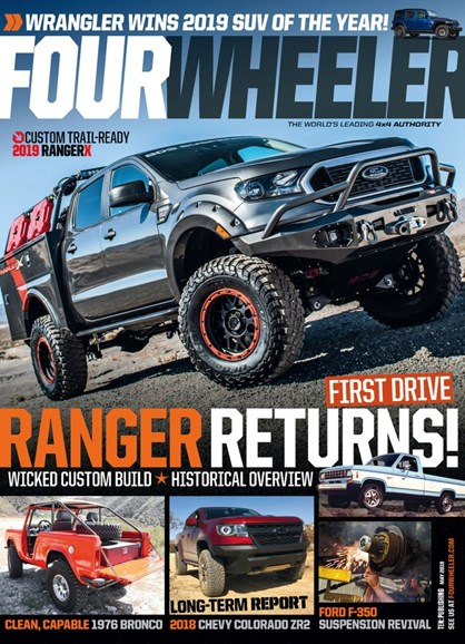 Four Wheeler Cover - 5/1/2019