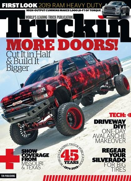 Truckin' Cover - 6/1/2019