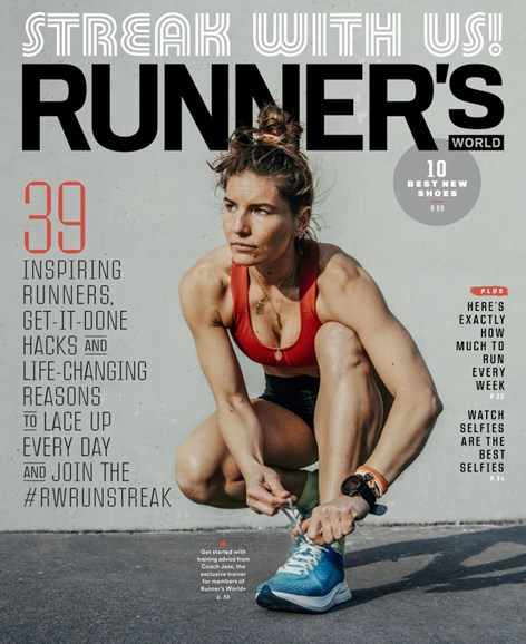 Runner's World Cover - 5/1/2019