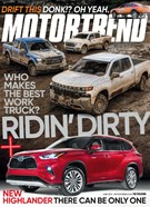 Motor Trend Magazine 6/1/2019