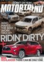 Motor Trend Magazine | 6/2019 Cover