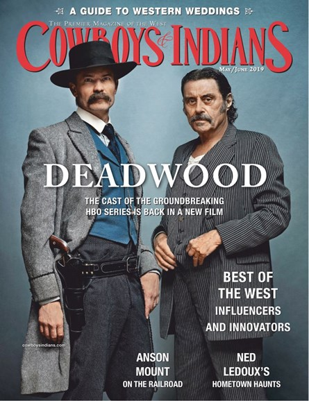 Cowboys & Indians Cover - 5/1/2019