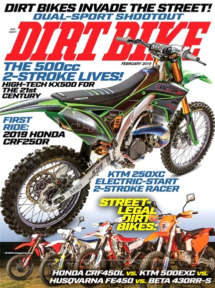 Dirt Bike Cover - 2/1/2019
