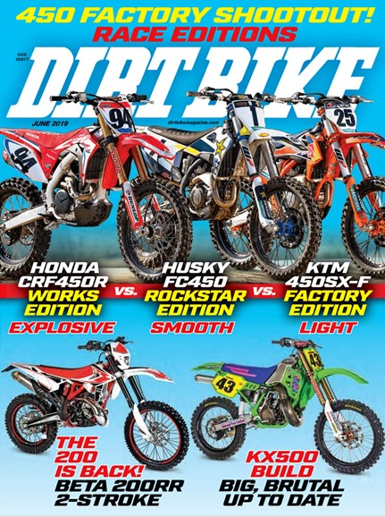 Dirt Bike Cover - 6/1/2019