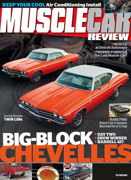 Muscle Car Review Cover - 6/1/2019