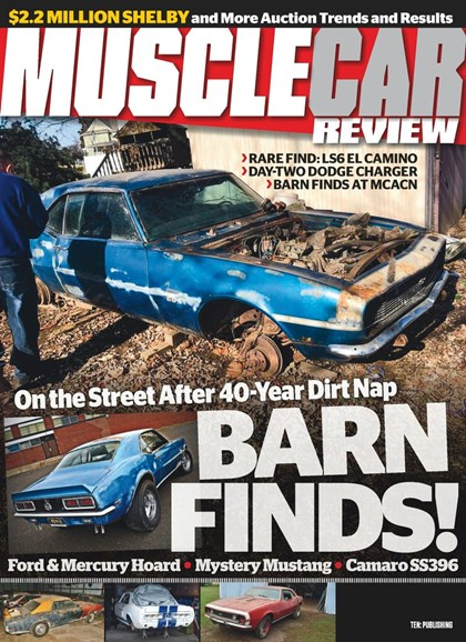 Muscle Car Review Cover - 5/1/2019