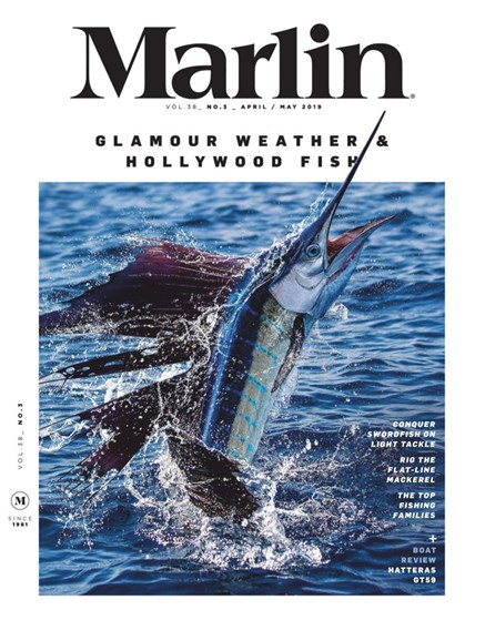 Marlin Cover - 4/1/2019