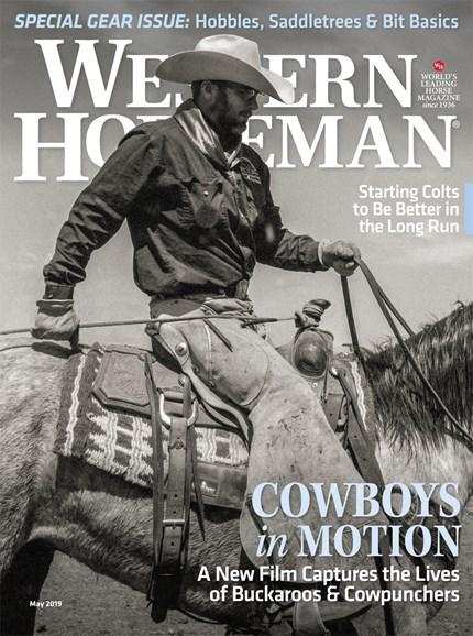 Western Horseman Cover - 5/1/2019