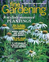 Fine Gardening Magazine | 8/2019 Cover