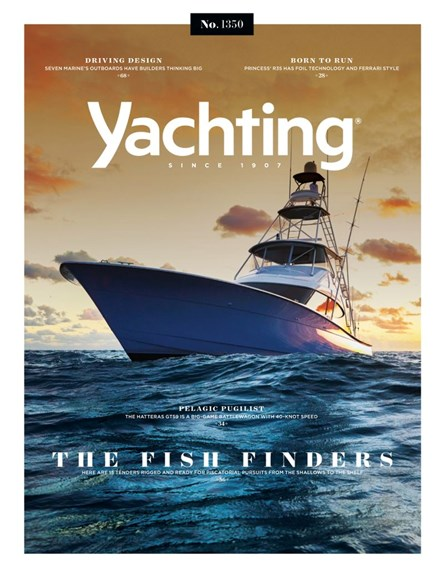 Yachting Cover - 6/1/2019