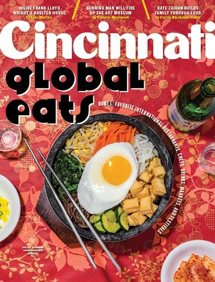 Cincinnati Cover - 5/1/2019