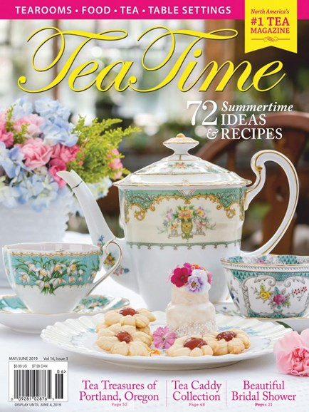 Tea Time Cover - 5/1/2019