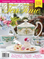 Tea Time | 5/2019 Cover