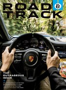 Road and Track Magazine 6/1/2019