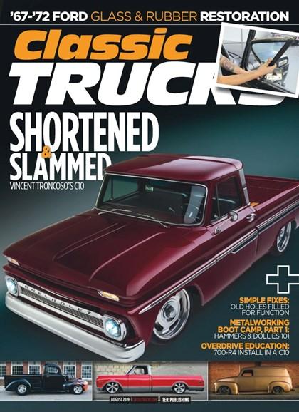Classic Trucks Cover - 8/1/2019