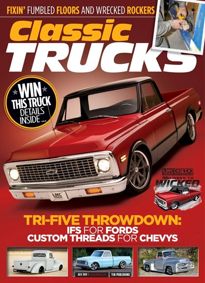 Classic Trucks Cover - 7/1/2019
