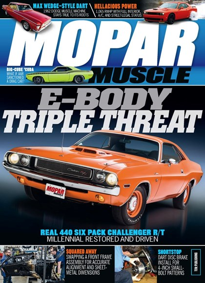 Mopar Muscle Cover - 7/1/2019