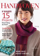 Handwoven Magazine 5/1/2019