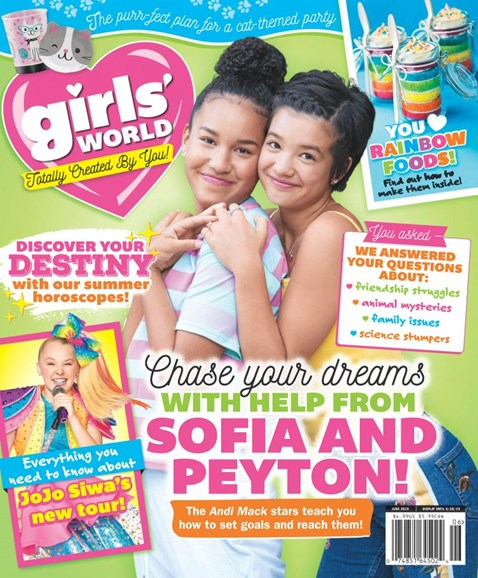 Girls' World Cover - 6/1/2019