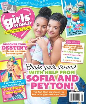 Girls' World | 6/2019 Cover