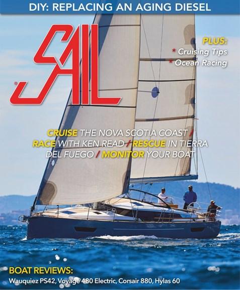 Sail Cover - 6/1/2019
