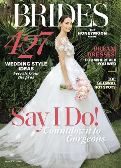 Brides Cover - 6/1/2019