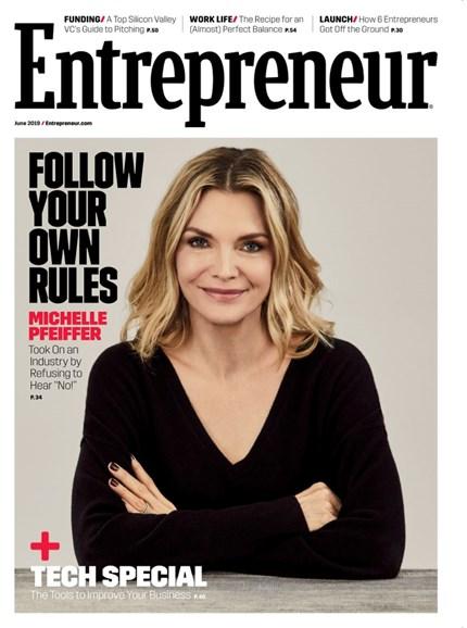 Entrepreneur Cover - 6/1/2019