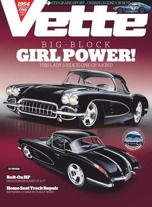 Vette Magazine | 8/1/2019 Cover