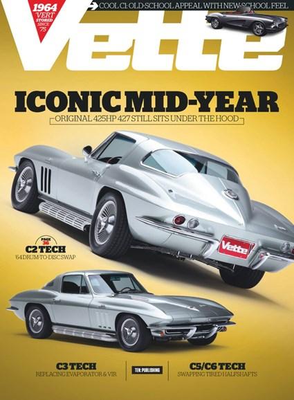Vette Cover - 7/1/2019