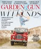 Garden & Gun Magazine 6/1/2019