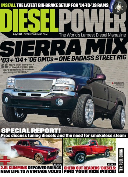 Diesel Power Cover - 7/1/2019